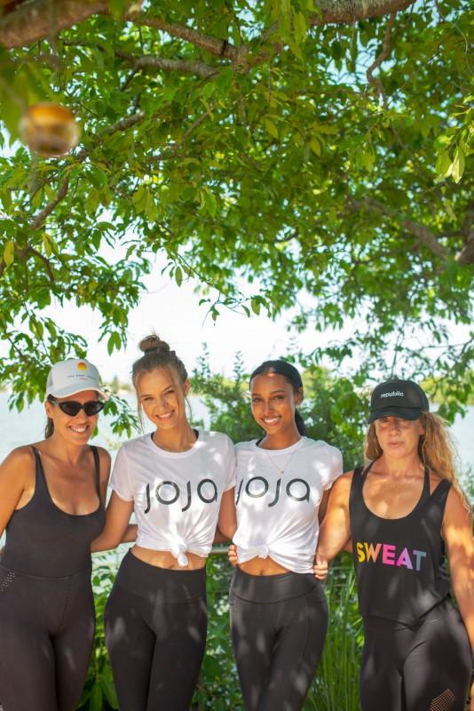 Jayma Cardoso, Josephine Skriver, Jasmine Tookes, Leah Landon