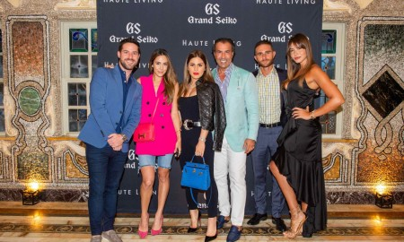 Nadav Benimetzky, Fernanda Frascino, Stephanie and Masoud Sojaee, Brett David and Karmel Bartoleti