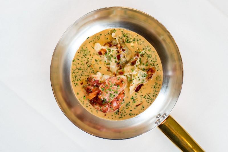 Fiola Lobster Ravioli-3