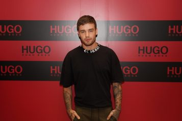 Liam Payne Hugo Boss