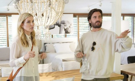 Willa Ford and Scott Disick