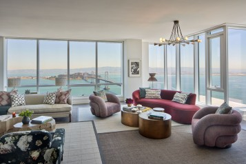 The Avery Penthouse Great Room – Photo Credit_ Bruce Damonte for Related California,