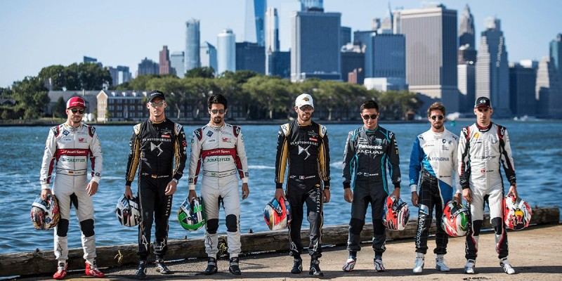 Formula E in New York Season 5