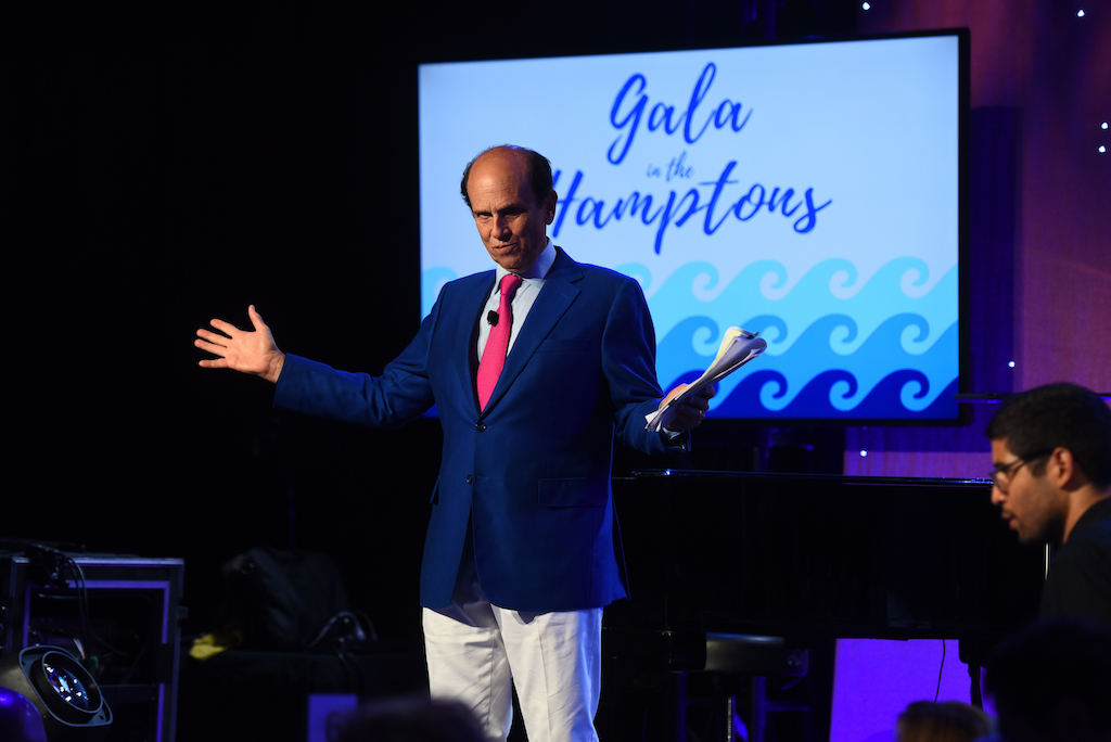Gala in the Hamptons