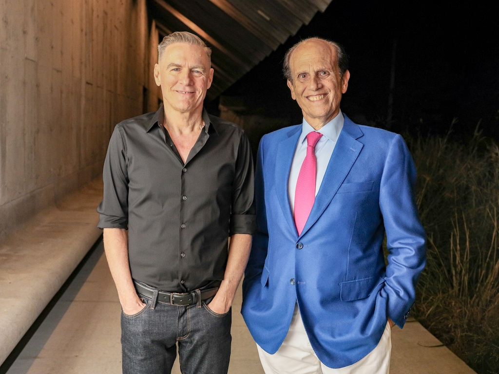 Bryan Adams, Mike Milken