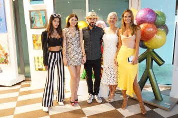 Paola Diaz, Lina Condes, Dmitry Prut, April Donelson, & Inma Torres1