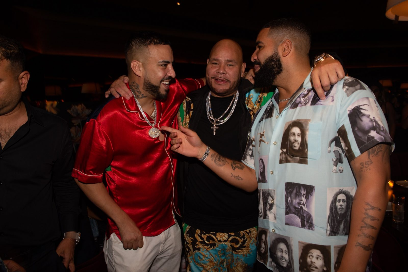 French Montana, Fat Joe and Drake