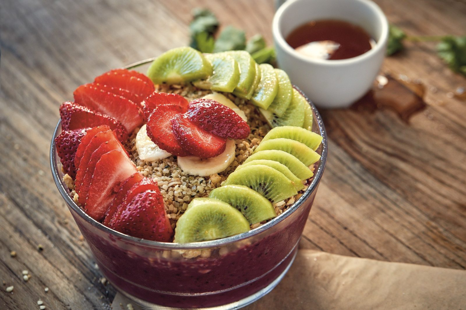 Acai Super Bowl 2 Delicious Raw
