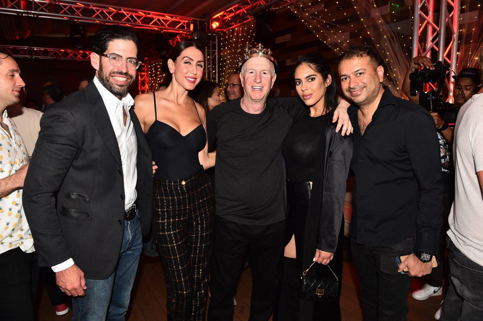 David Martin, Christy Martin, Marc Roberts, Deyvanshi Masrani, Kamal Hotchandani