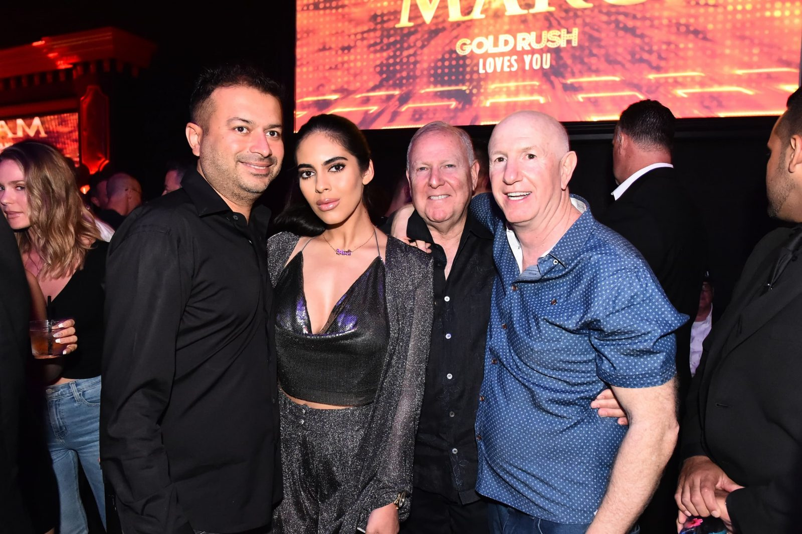 Kamal Hotchandani, Deyvanshi Masrani, Steven Elliman, Marc Roberts