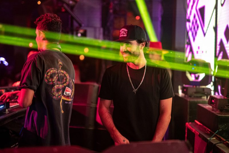 Brody Jenner at Marquee Nightclub
