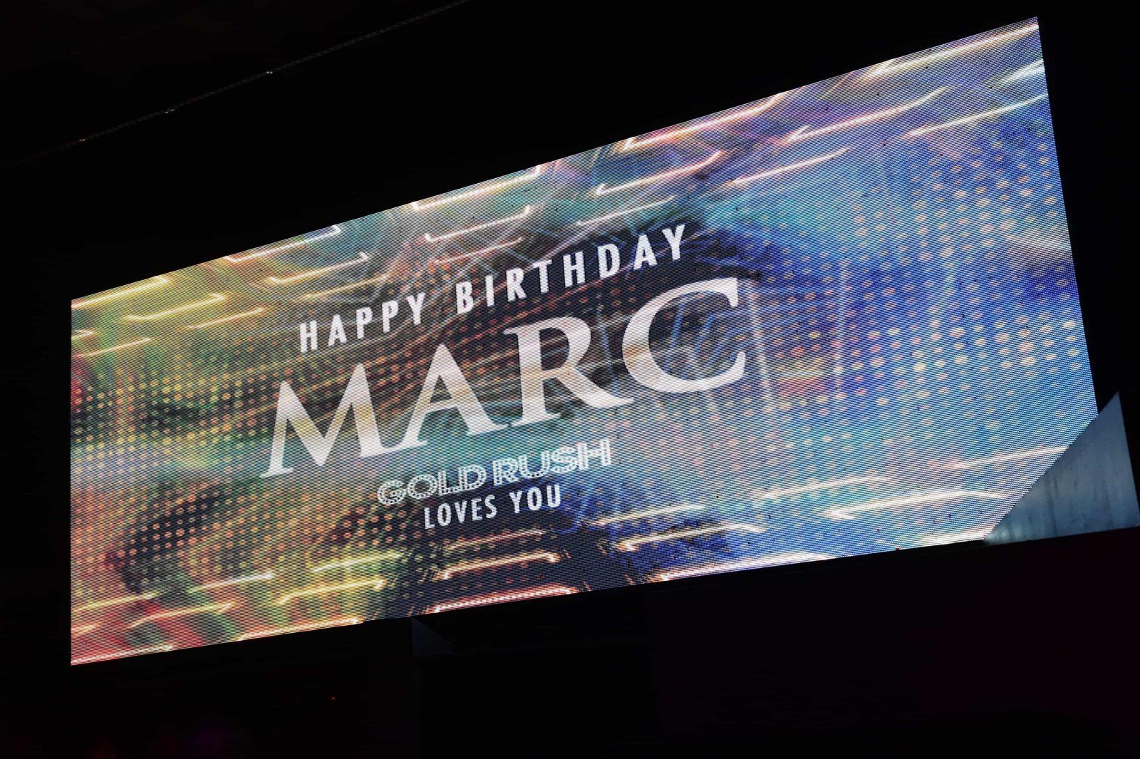 Marc Roberts birthday
