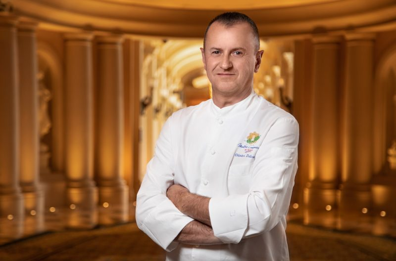 Chef Olivier Dubreuil, Executive Chef of The Venetian Resort Las Vegas