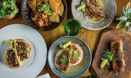 EL Chino Taco Spread