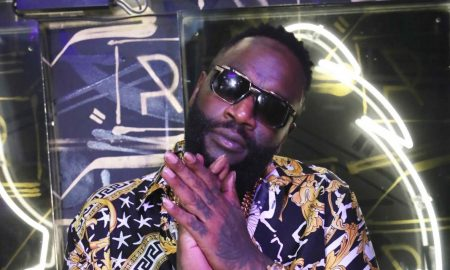 Rick Ross at Rockwell