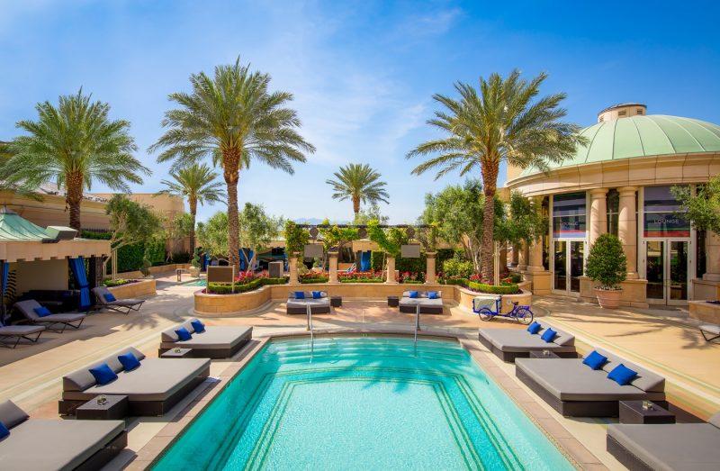 The Aquatic Club at The Palazzo Resort Las Vegas