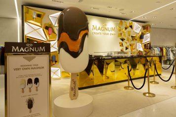 Magnum + Saks Fifth