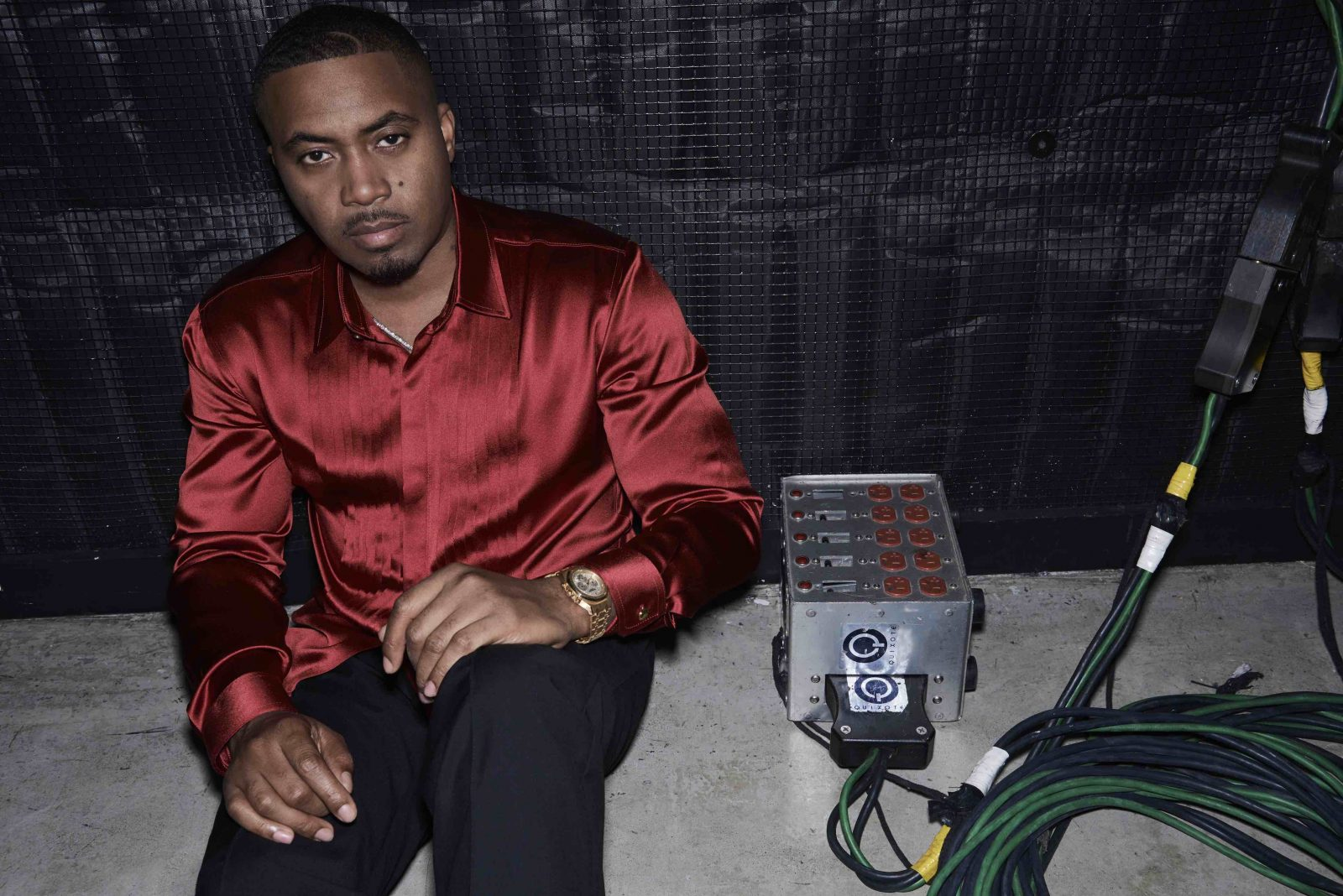 Nas Is Finding New Inspiration From 'The Lost Tapes 2'