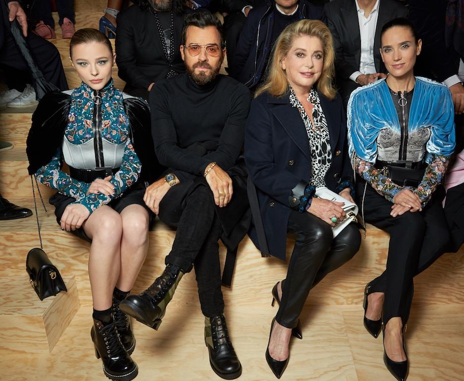 Chloë Grace Moretz, Justin Theroux, Catherine Deneuve, Jennifer Connelly