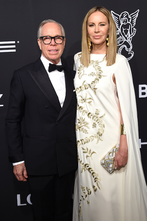 Gabrielle's Angel Foundation Hosts Angel Ball 2019 - tommy and dee hilfiger
