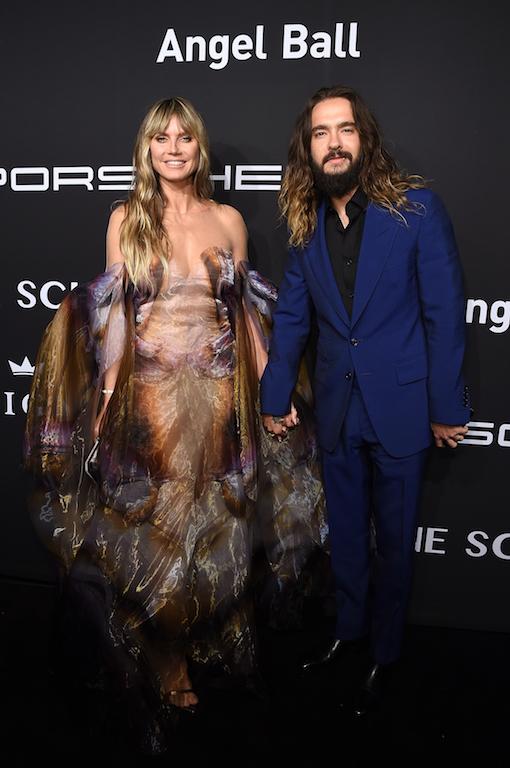 Gabrielle's Angel Foundation Hosts Angel Ball 2019 - Heidi Klum and Tom Kaulitz
