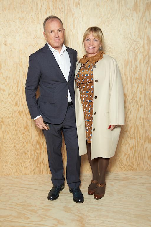 Michael and Brigitte Burke