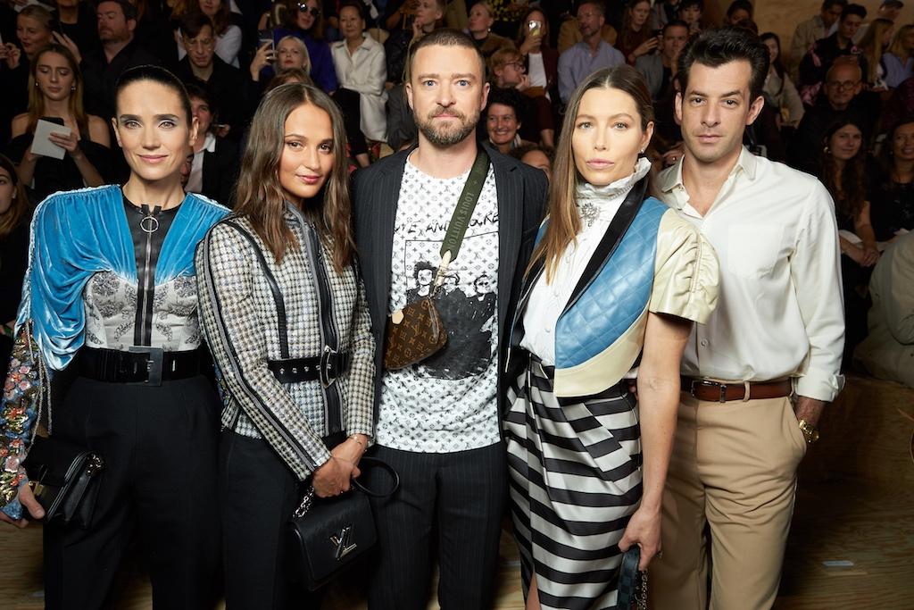 Jennifer Connelly, Alicia Vikander, Justin Timberlake, Jessica Biel, Mark Ronson