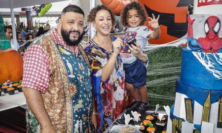 We The Best Presents: Asahd Khaled's 3rd Birthday Halloween Bazaar