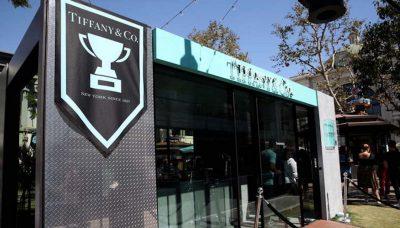 Tiffany & Co. Men's Pop-Up