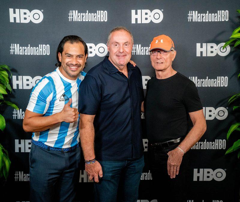Carlos Ruiz + Andres Cantor + Fernando Signorini