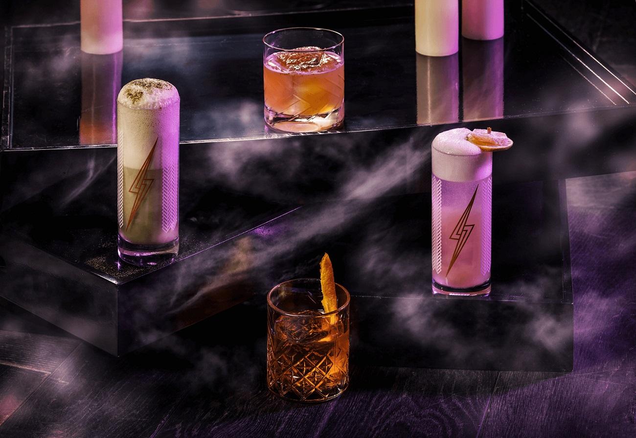 Golden Apple, Oogie Boogie, Jame-O-Lantern & It's Alive! Cocktails Halloween 2019