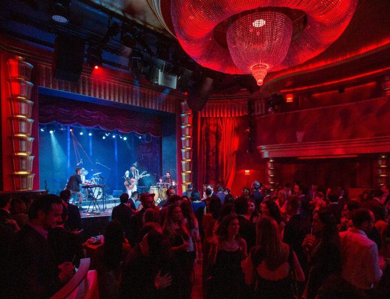 Endeavor Gala Entertainment