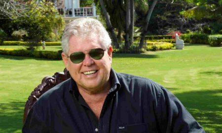 """Gordon """"Butch"""" Stewart"""