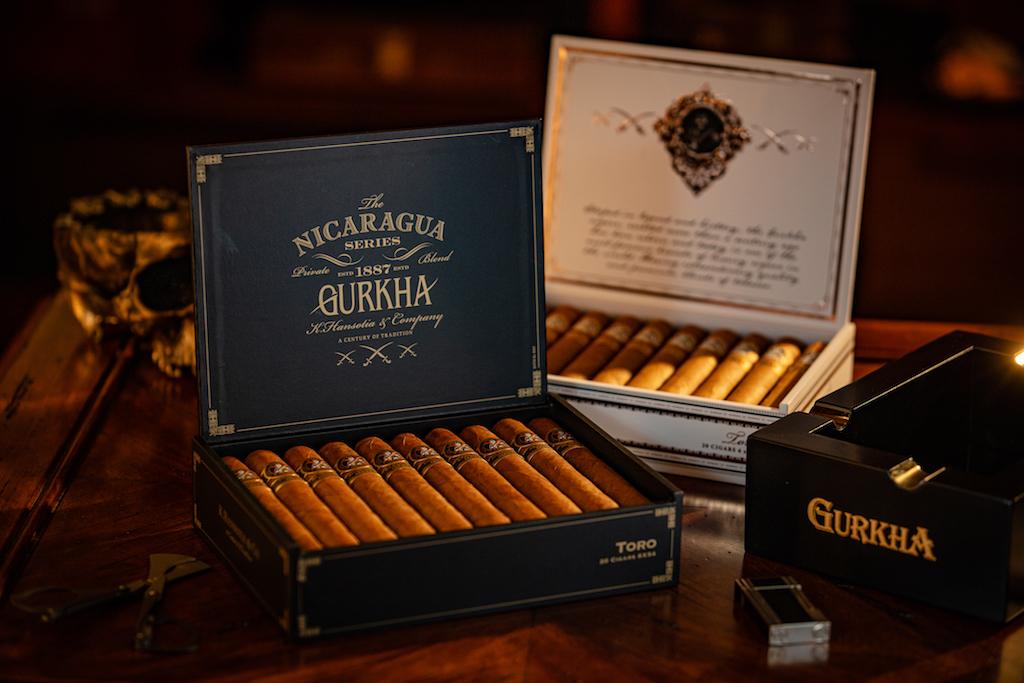 Gurkha Cigars - Nicaragua Series