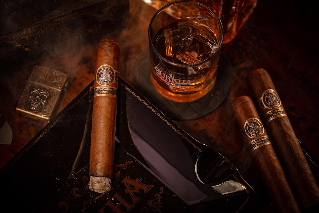 Gurkha - cigar & scotch