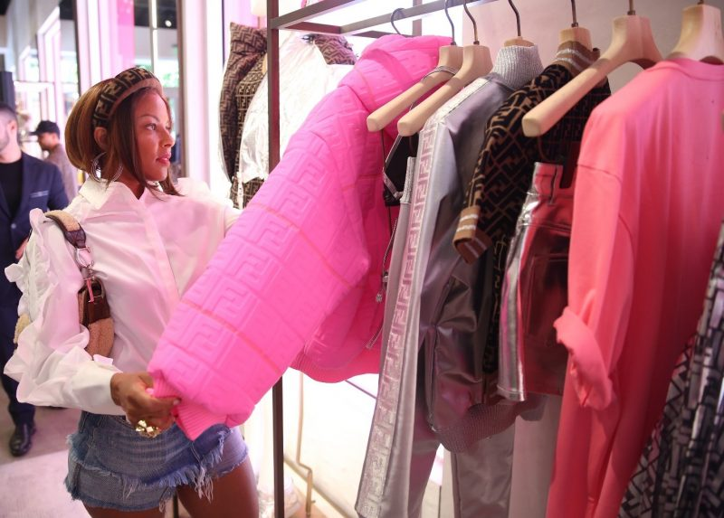 Jenine Howard Shopping