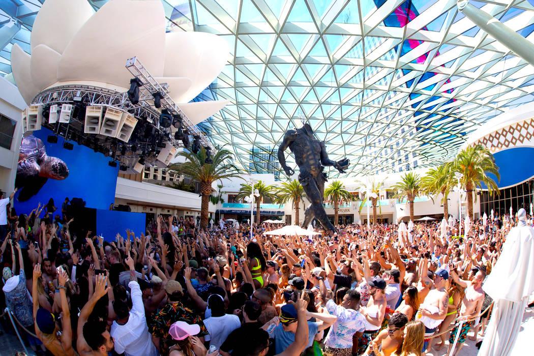 Kaos Dome at Kaos Dayclub and Dayclub