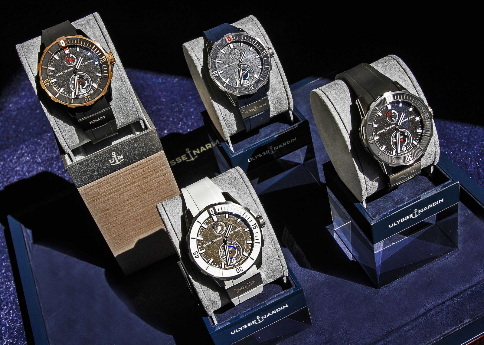 Ulysse Nardin FLIBS Booth