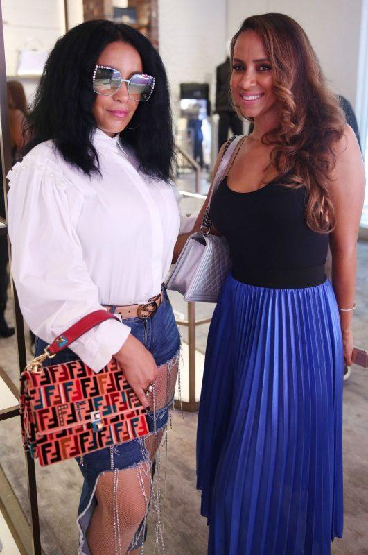 Monique Idlett-Mosley & Zana White