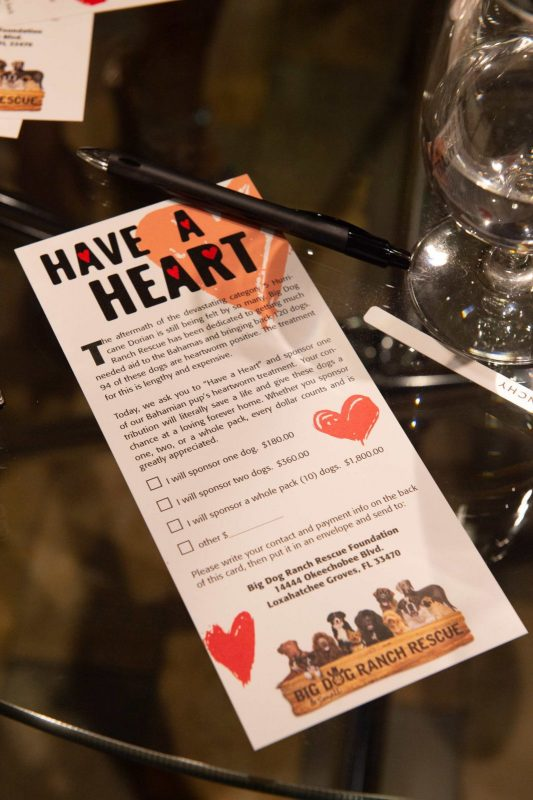 Have a Heart Donation Forms