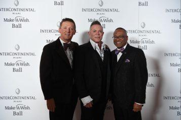 Robert Hill, Shareef Malnik, & Norm Wedderburn