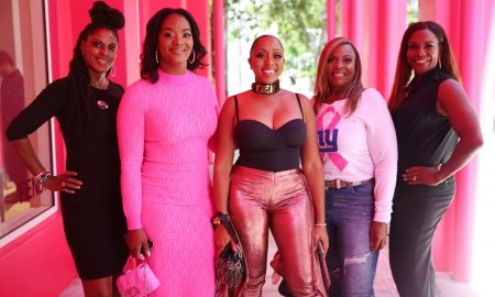 Stephanie Anderson, Dionne Boldin, Kijafa Vick, Karyn Williams,and; Staci Carney Studesville