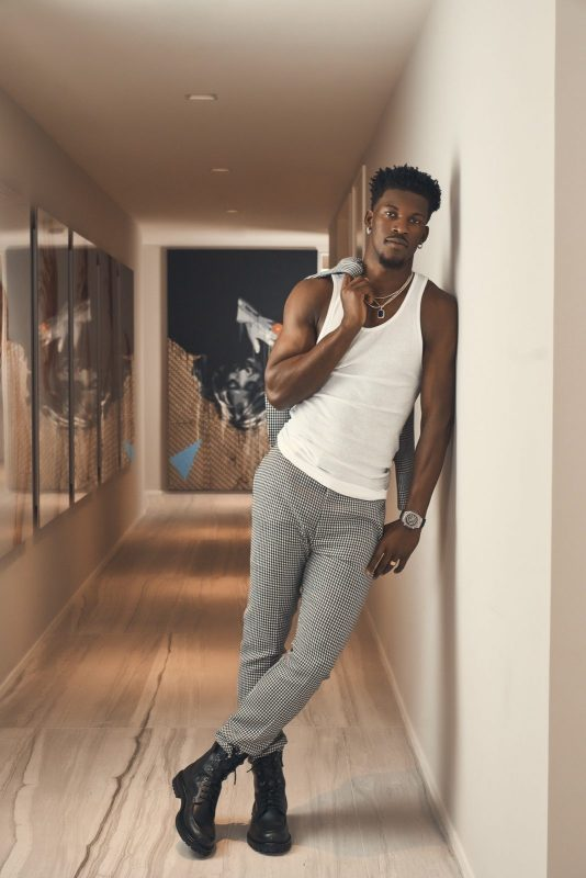 Jimmy Butler Cover Story Haute Living Miami