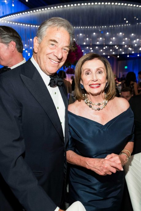 Paul Pelosi and Nancy Pelosi