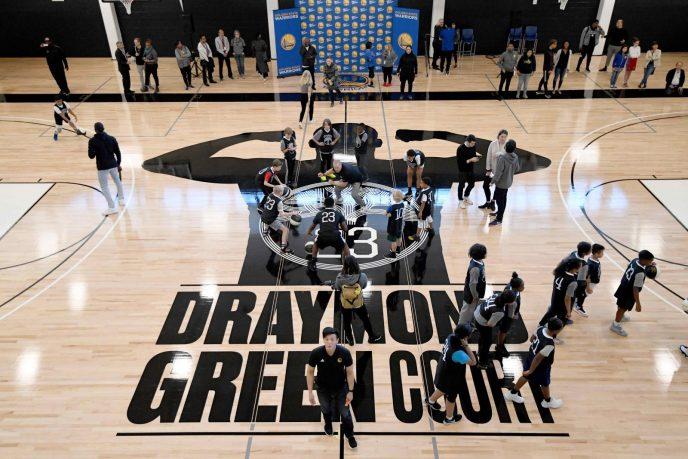Draymond Green Court