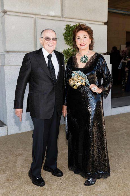 Jan Shrem and Maria Manetti Shrem