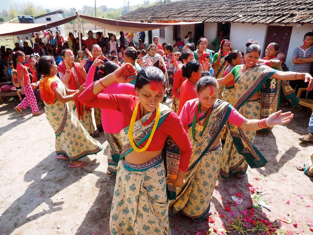 Tintale Village Mother Society Nepal