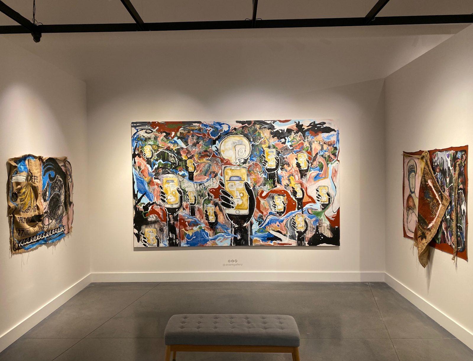 Avant Gallery Oct2019