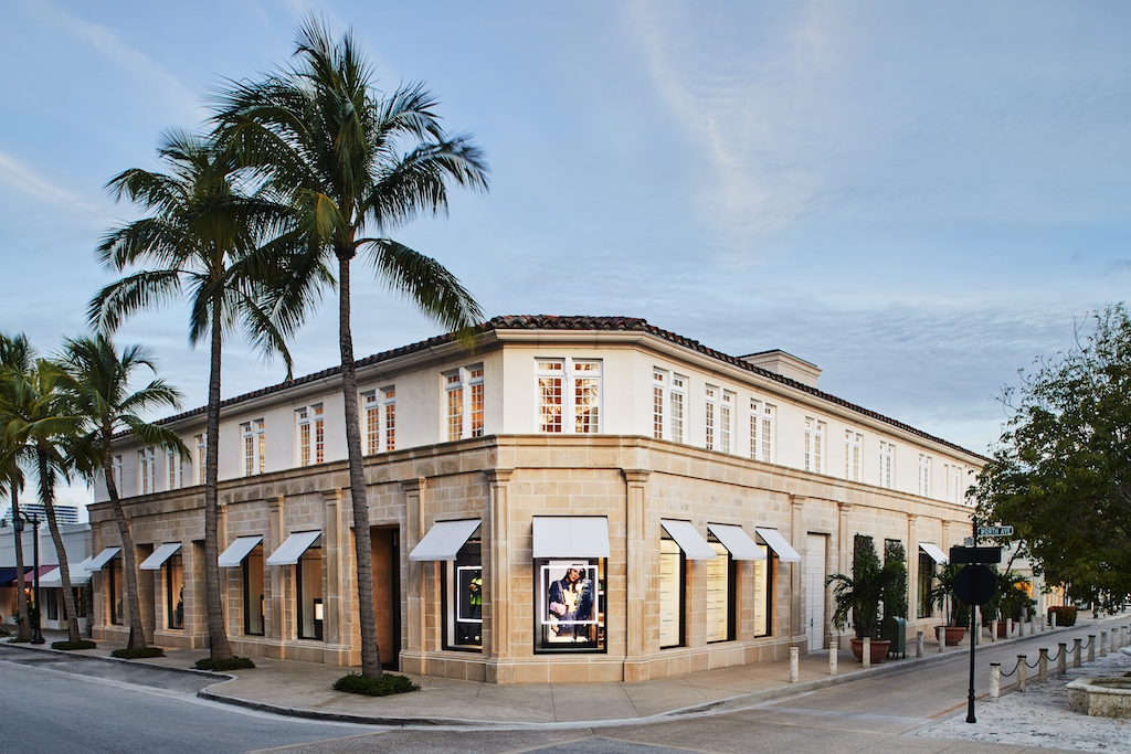 Palm Beach Boutique Opens On Worth Avenue
