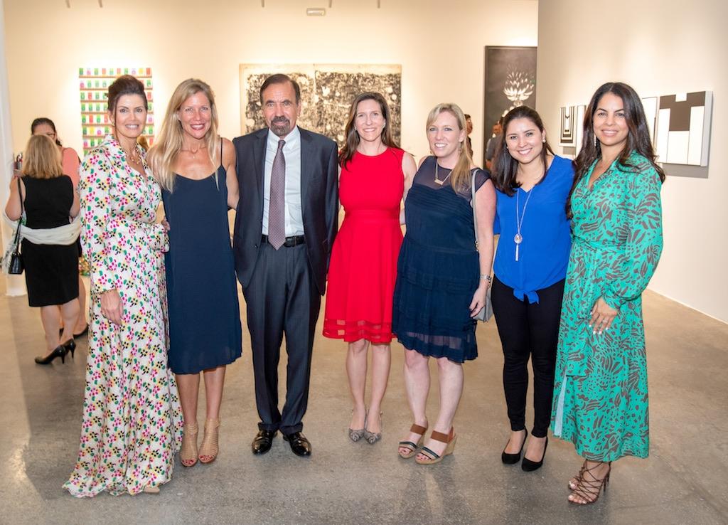 Darlene Pérez, Kathryn Mikesell, Jorge M. Pérez, Rebecca Mandelman, Lindsey Linzer, Janell Kaplan, Belissa Alvarez